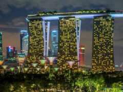 bay, garden, singapore