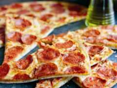 пицца, доставка, рецепт