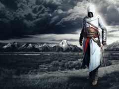 альтаир, creed, assassin