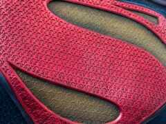 superman, logo, color