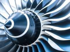 engine, реактивный, самолёт