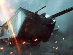 танк battlefield