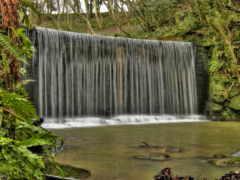 водопады, водопад, cascata