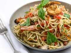 макароны, петрушка, спагетти