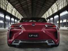 lexus, car, concept