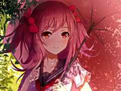 anime, девушка, instagram