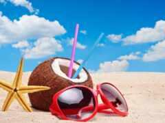 пляж, ochko, solncezaschitnyi