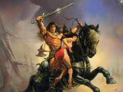 fantasy, воин, article