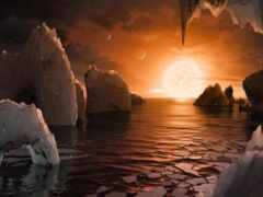 planet, land, ученый