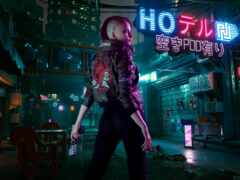 cyberpunk, game, playstation