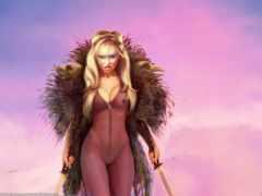 fantasy, devushki, witch