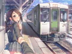 поезд, anim, narrow