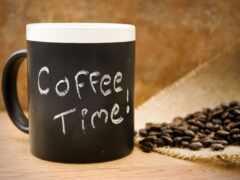 coffee, cup, напиток