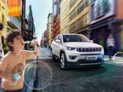 jeep, vehicle, compass