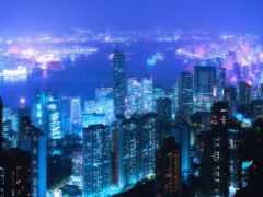 hong, kong Фон № 23563 разрешение 1680x1050
