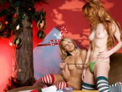 снегурочки, девушка, эротический