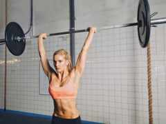 crossfit, который, muscle