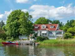house, sweden, vaxholm