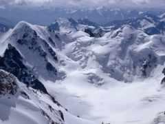 горы, снежные, заснеженные