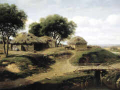 картинка, деревня, guberniya