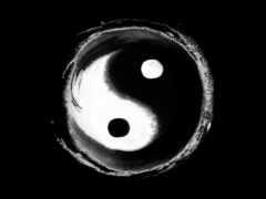 yin, татуировка