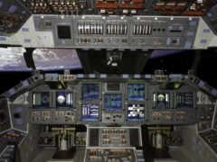 shuttle, cabin