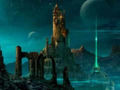 города, будущего, fantasy