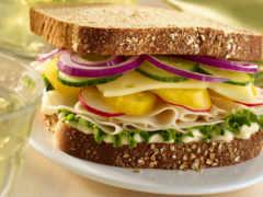 deli, бутерброд, sandwiches