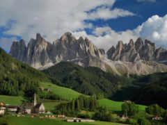 горы, italian, санта