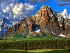 горы, красавица, гор