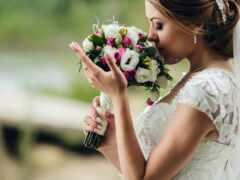 свадьба, kontakt, vestido