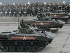 победы, парад, москве