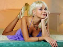 блонд, sexy