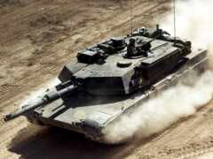 танк, abram, оружие
