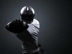 футбол, американский, проигрыватель