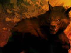 werewolf, волки, оборотни