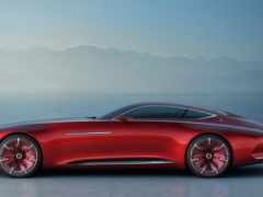 mercedes, maybach, vision