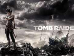 tomb, raider, лара