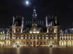площадь, париж, hotel