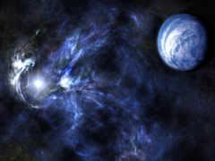 space, digital Фон № 24603 разрешение 1920x1200