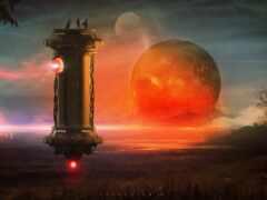 столкновение, planet, scus