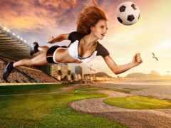 soccer, women, спорт
