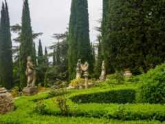 italy, garden, italian