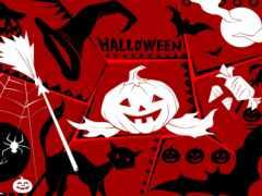 halloween, shirokoformatnyi, product