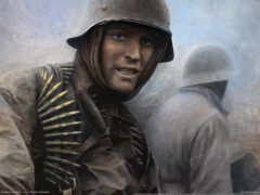 солдат, german, песен