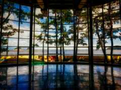 окно, museum, korea