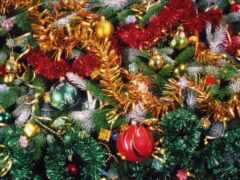 christmas, новый год, дерево