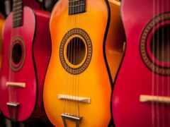 музы, инструмент, гитара