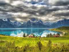 sweden, landscape, unusual