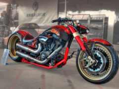 erbacher, мотоцикл, one